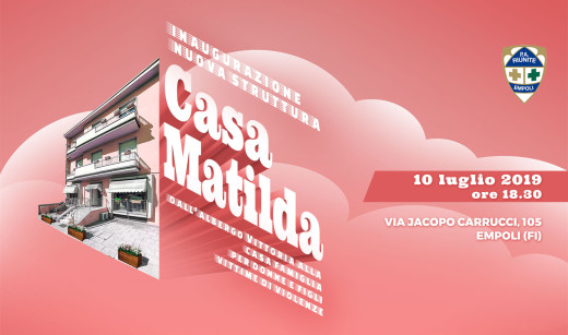 Casa-Matilda---inaugurazione-save-the-date-loghi